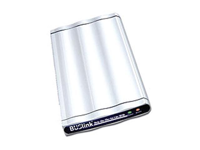 BUSlink 250GB RFID Encrypted External Hard Drive USB 2.0 Model DRF-250-U2