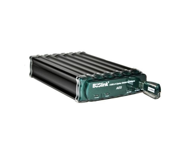 Buslink CipherShield 2 TB External Hard Drive