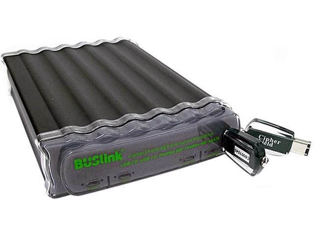 Buslink CipherShield P5-3000EN 3 TB 3.5' External Hard Drive