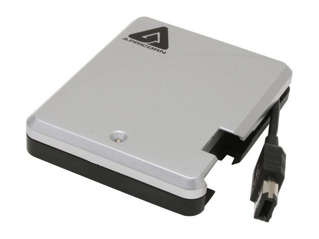 APRICORN Aegis Mini 80GB IEEE 1394a External Hard Drive A18-FW-80