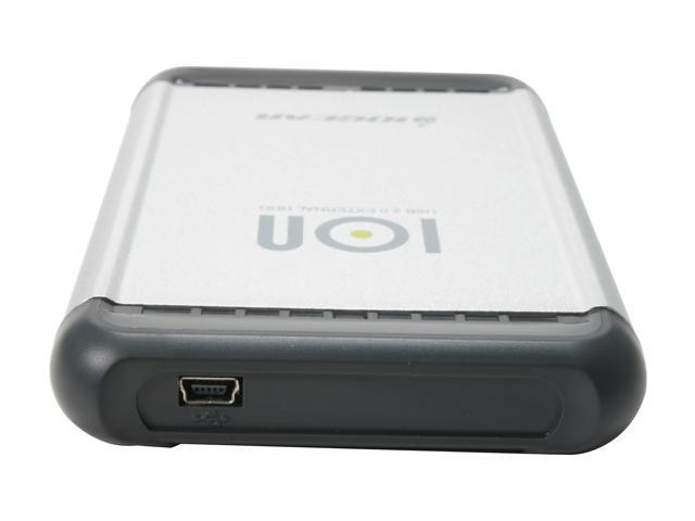 IOGEAR 160GB USB 2.0 External Hard Drive GHD425U160