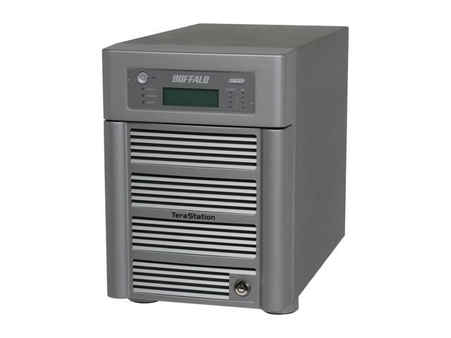 BUFFALO HS-DH1.0TGL/R5 4 x 250G TeraStation Live Multimedia Storage Server