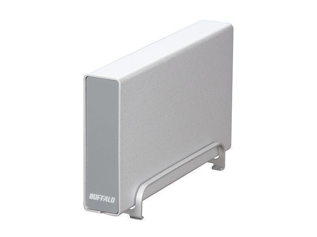 "BUFFALO DriveStation Combo 4 1TB USB 2.0 / Firewire400 / Firewire800 / eSATA 3.5"" External Hard Drive Silver"