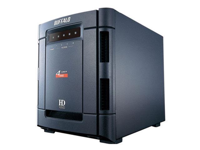 "BUFFALO 2TB USB 2.0 / eSATA 3.5"" External Hard Drive"