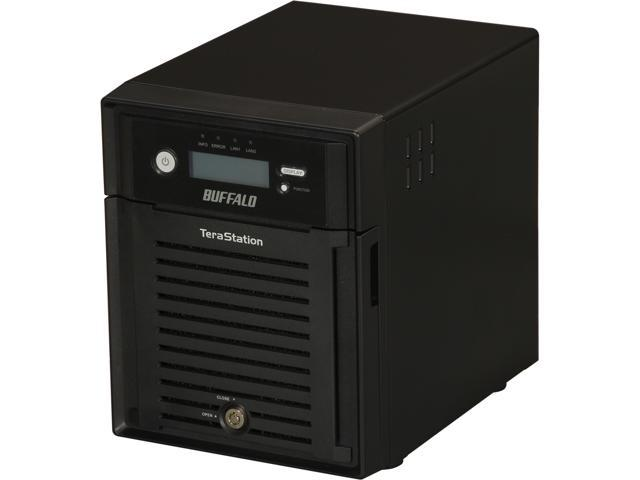 BUFFALO TS-X4.0TL/R5 TeraStation III Network Attached Storage