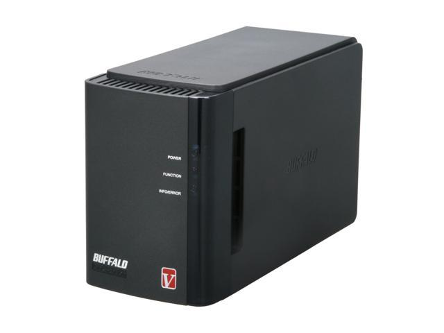 BUFFALO LS-WV2.0TL/R1 LinkStation Pro Duo RAID 0/1 Network Storage