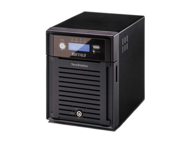 BUFFALO TS-QVH4.0TL/R6 4TB (4 x 1TB) TeraStation Pro Quad Network Attached Storage