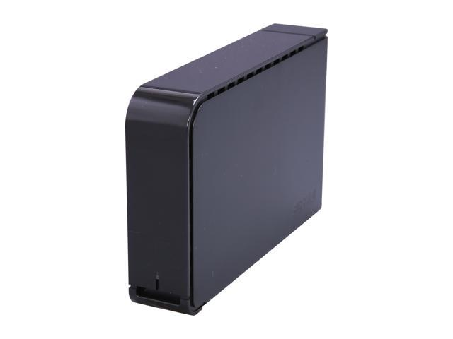 BUFFALO DriveStation Axis 3TB USB 3.0 External Hard Drive Black