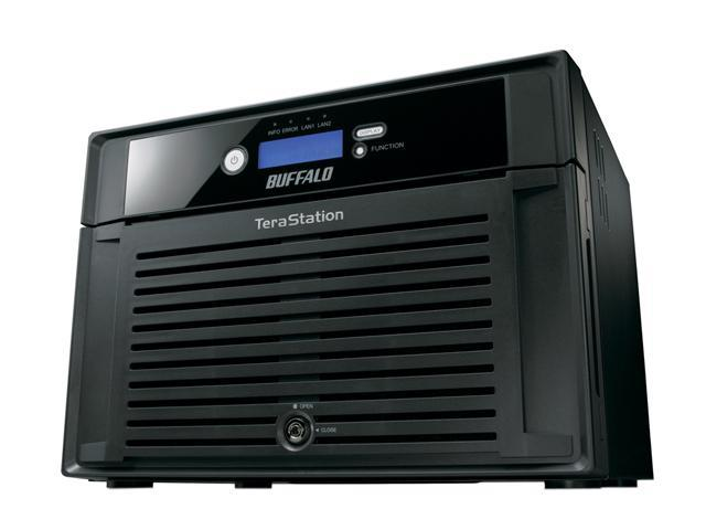 BUFFALO TS-8VH16TL/R6 16TB (8 x 2TB) TeraStation Pro 8 Network Attached Storage