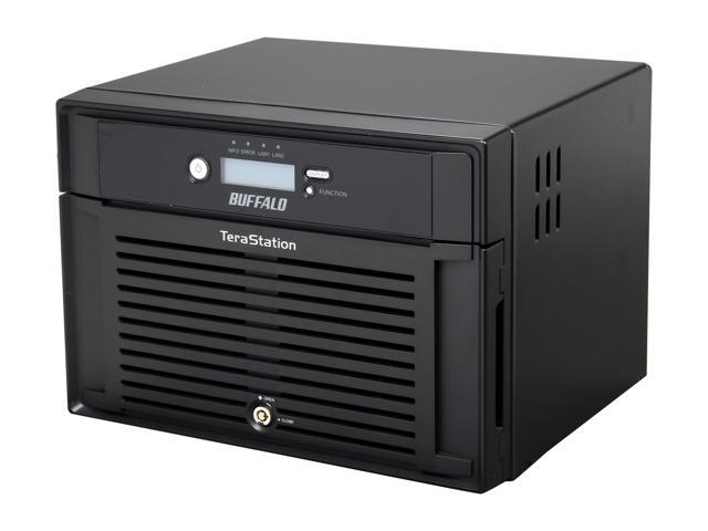 BUFFALO TS-8VH24TL/R6 24TB (8 x 3TB)TeraStation Pro 8 Network Attached Storage