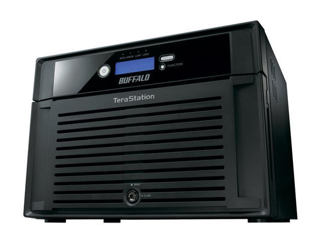 BUFFALO TeraStation Pro 6 WSS Storage Server 6-Bay 12 TB (6 x 2 TB) RAID Windows Storage Server - WS-6V12TL/R5