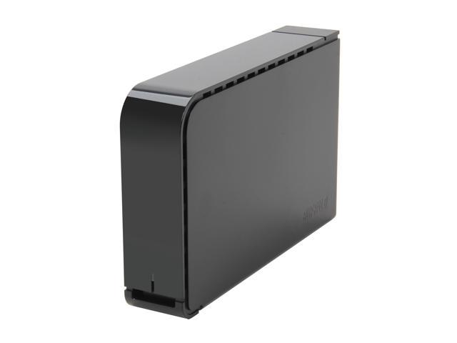 BUFFALO DriveStation Axis Velocity 3TB USB 3.0 External Hard Drive HD-LX3.0TU3 Black