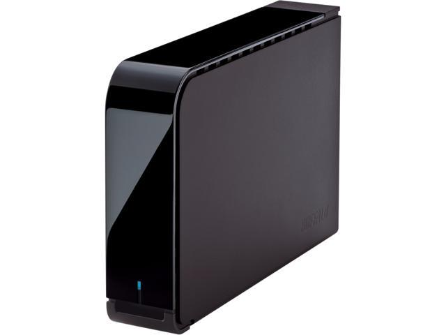 BUFFALO DriveStation Axis 4TB Black External Hard Drive