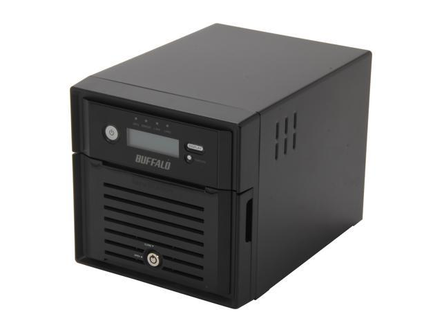 BUFFALO TeraStation 5200 2-Bay 2 TB (2 x 1 TB) RAID NAS & iSCSI Unified Storage - TS5200D0202
