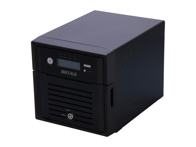 BUFFALO TeraStation 5200 2-Bay 4 TB (2 x 2 TB) RAID NAS & iSCSI Unified Storage - TS5200D0402