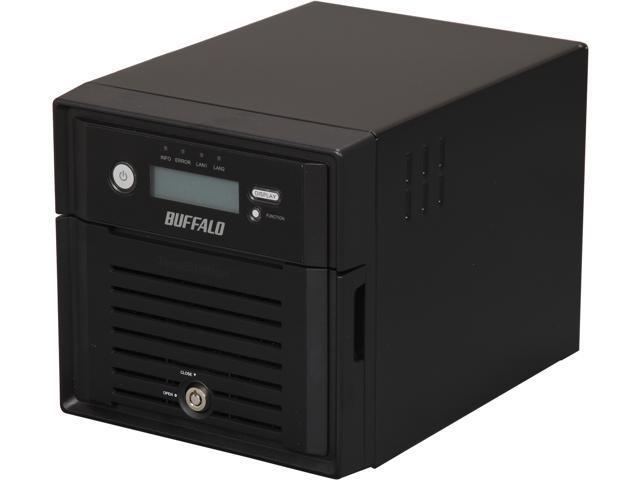 BUFFALO TS5200D0602 Terastation 5200 High-performance 2-drive RAID Business-class NAS