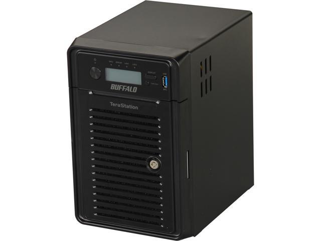 BUFFALO TS5600D1806 TeraStation 5600 High-performance 6-drive Raid Business-class NAS