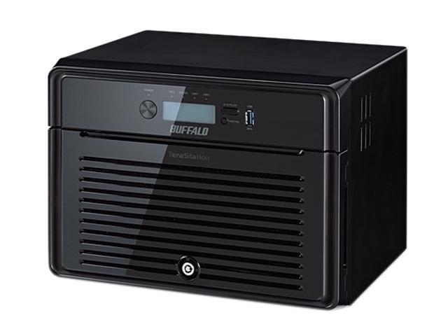 BUFFALO TS5800D2408 TeraStation 5800 High-performance 8-drive Raid Business-class NAS