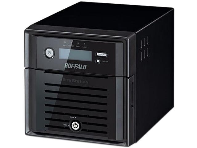 BUFFALO WS5200D0802 2-Drive TeraStation 5200 WSS - 8TB