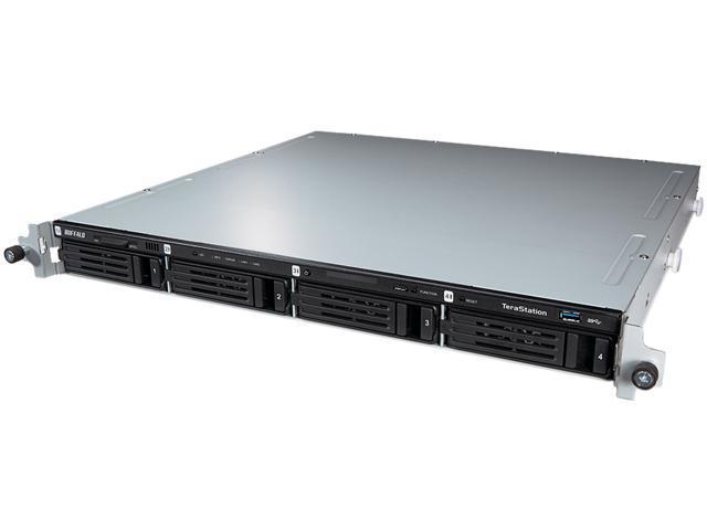 BUFFALO WS5400R1604 TeraStation 5400r WSS Rackmount NAS