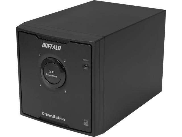 BUFFALO DriveStation  Quad 16TB USB 3.0 Desktop Hard Drive HD-QL16TU3R5