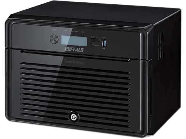 BUFFALO TS5800D1608 16TB (8 x 2TB) TeraStation 5800 High-performance 8-drive Raid Business-class NAS