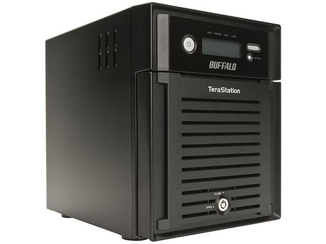BUFFALO TS-X12TL/R5 12TB (4 x 3TB) TeraStation III Network Storage