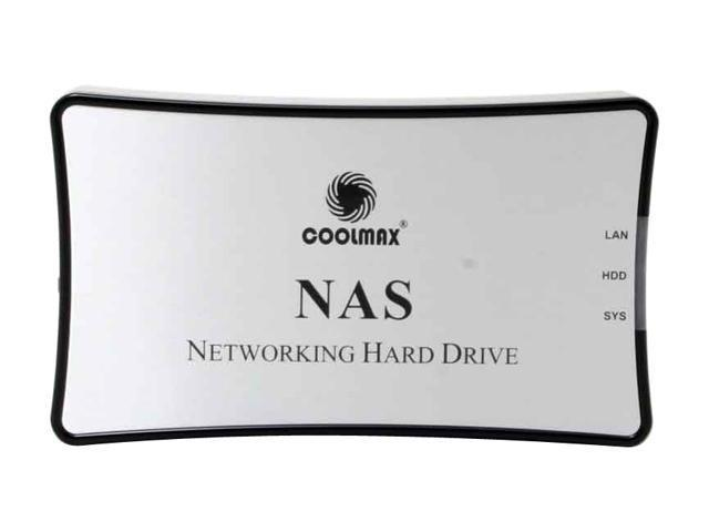"COOLMAX CN-350 3.5"" Network Attached Storage"