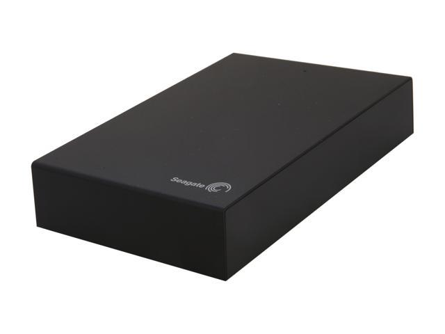 "Seagate Expansion 3TB USB 3.0 3.5"" Desktop External Hard Drive Black"