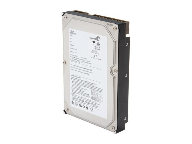 "Seagate ST3160022ACE 160GB 5400 RPM 2MB Cache IDE Ultra ATA100 / ATA-6 3.5"" Internal Hard Drive"
