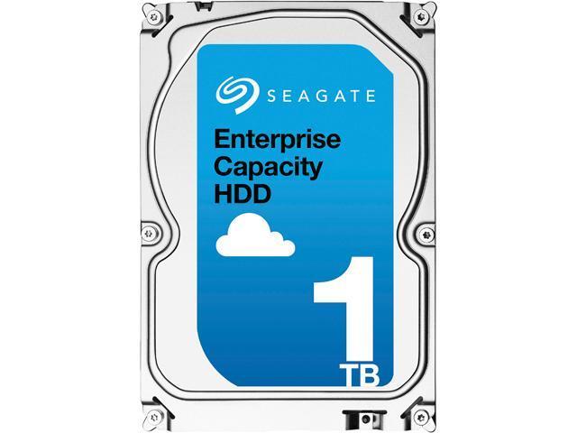 "Seagate Constellation ES.3 ST1000NM0023 1TB 7200 RPM 128MB Cache SAS 6Gb/s 3.5"" Enterprise Internal Hard Drive Bare Drive"