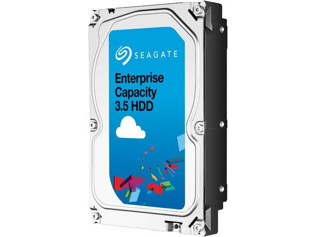 "Seagate Constellation ES.3 ST4000NM0023 4TB 7200 RPM 128MB Cache SAS 6Gb/s 3.5"" Enterprise Internal Hard Drive Bare Drive"
