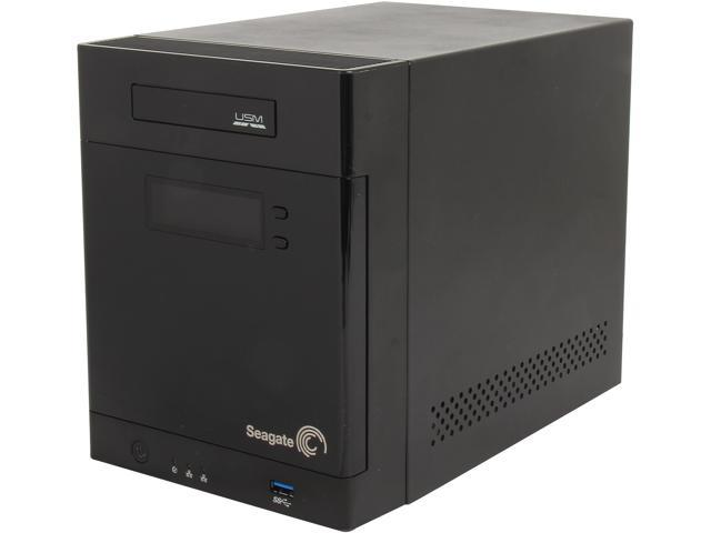 Seagate STBP16000100 16TB Business Storage 4-Bay NAS