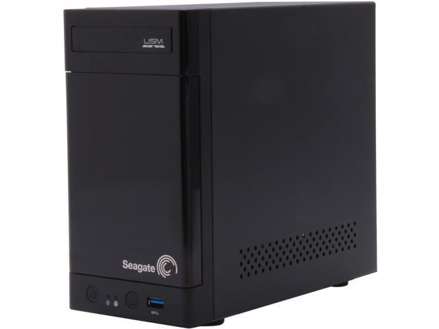 Seagate STBN4000100 Business Storage 2-Bay NAS