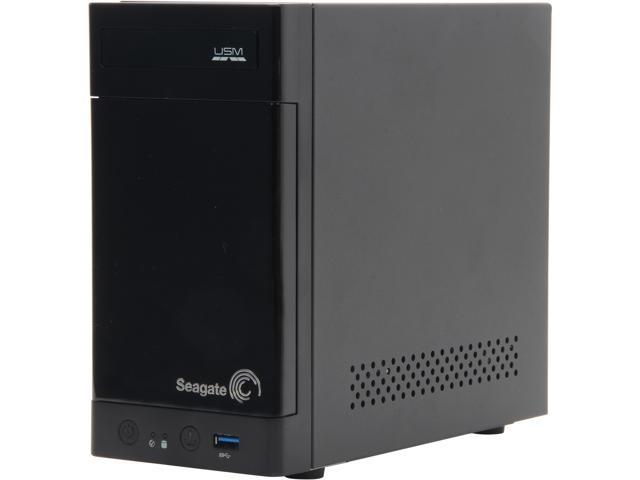 Seagate STBN6000100 6TB Business Storage 2-Bay NAS