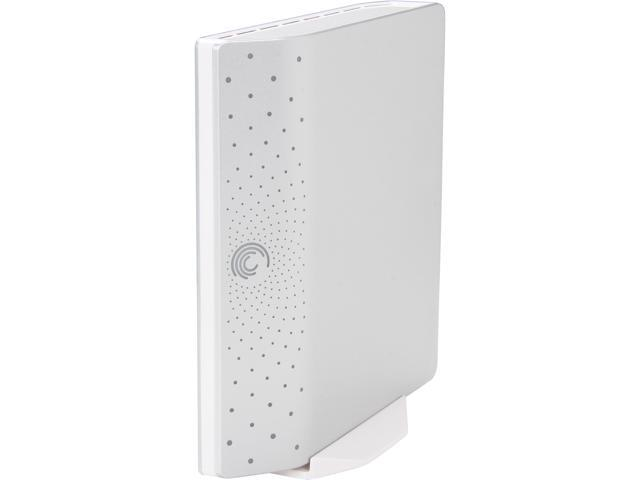 "Seagate FreeAgent Desk 1.5TB USB 2.0 3.5"" External Hard Drive Silver"