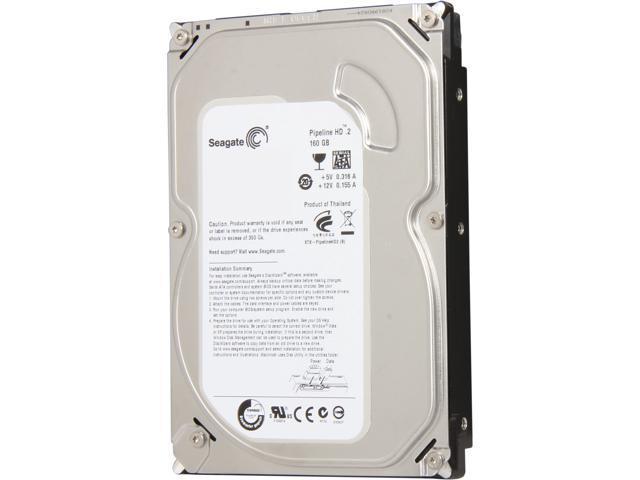 Seagate ST3160316CS/P 160GB 5900 RPM SATA 3.0Gb/s Internal Hard Drive Bare Drive