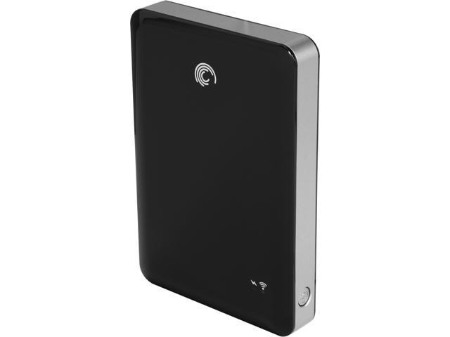 "Seagate GoFlex Satellite 500GB 2.5"" Mobile Wireless Storage STBF500101 Black"