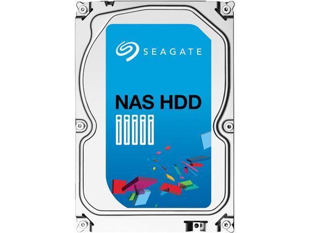 Seagate NAS HDD ST3000VN000 3TB 64MB Cache SATA 6.0Gb/s Internal Hard Drive