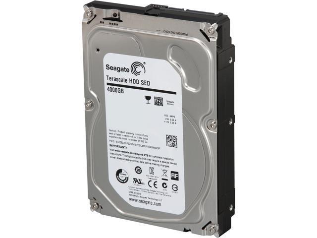 Seagate ST4000NC000 4TB 64MB Cache SATA 6.0Gb/s 3.5