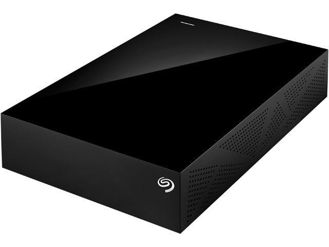 Seagate Backup Plus 4TB Desktop External Hard Drive USB 3.0 - STDT4000100 (Black)
