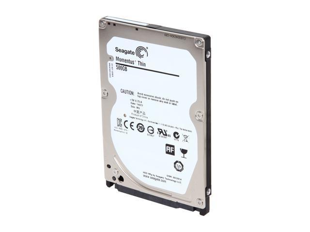 Seagate ST500LM021 500GB 7200 RPM 32MB Cache SATA 6.0Gb/s 2.5