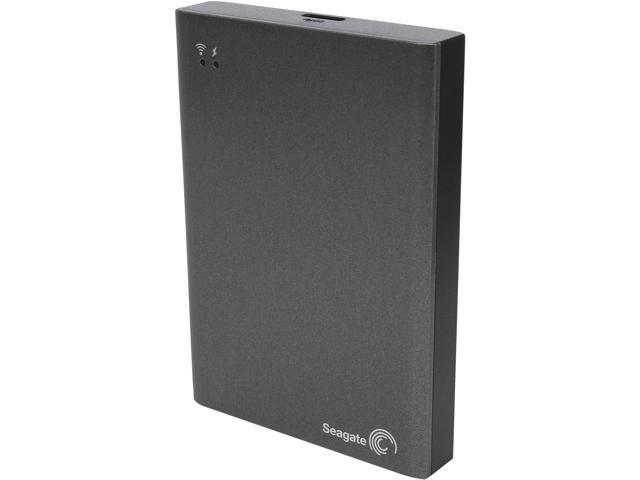 Seagate Wireless Plus 2TB USB 3.0 / WIFI Mobile Device Storage STCV2000100 Gray