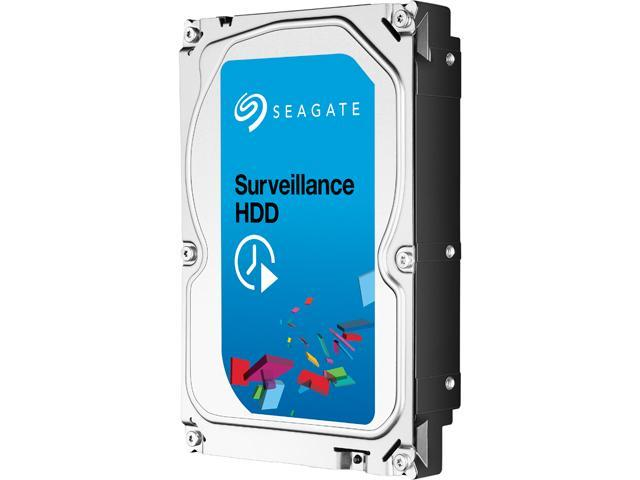 "Seagate Surveillance HDD ST1000VX001 1TB 64MB Cache SATA 6.0Gb/s 3.5"" Internal Hard Drive"