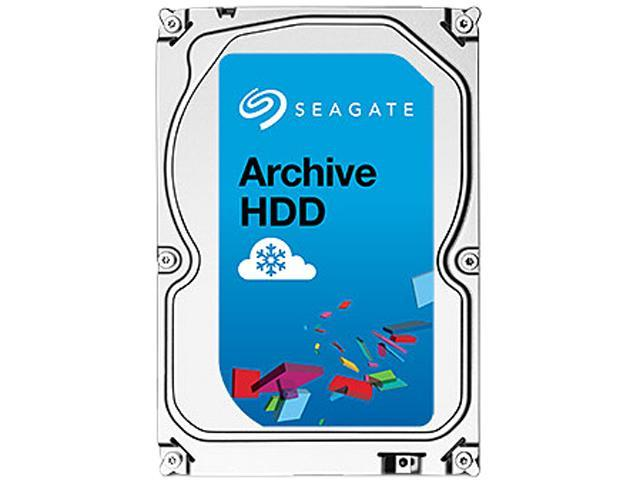 Seagate Archive HDD v2 ST5000AS0011 5TB 5900 RPM 128MB Cache SATA 6.0Gb/s 3.5