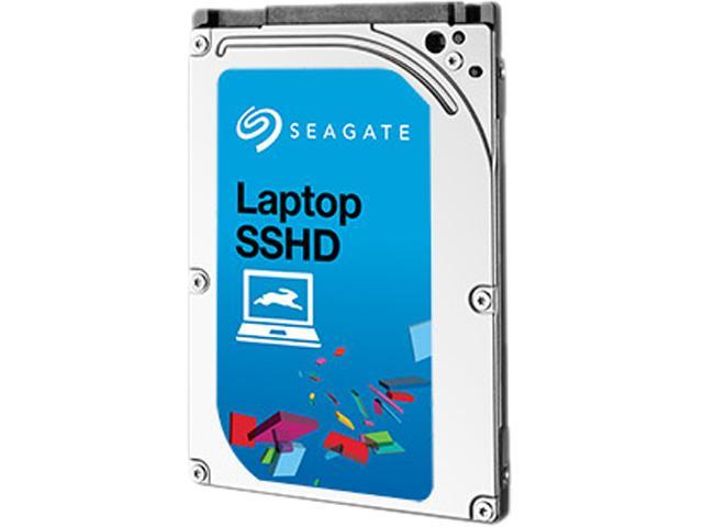 "Seagate ST1000LM015 1TB 5400 RPM SATA 6.0Gb/s 2.5"" Laptop Solid State Hybrid Drive with Self- Encryption (SED) Bare Drive"