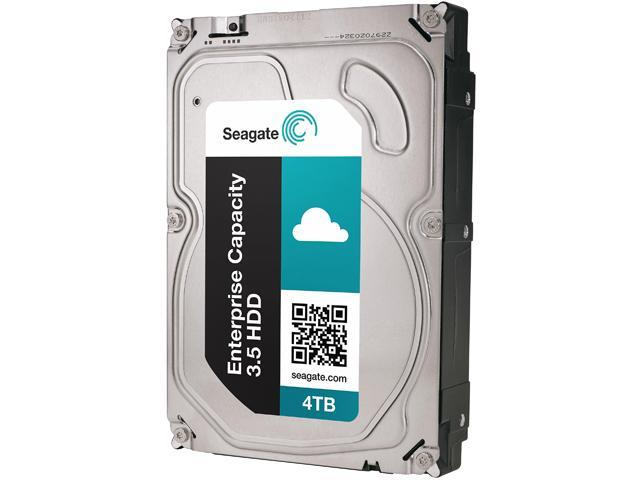 Seagate Enterprise Capacity 3.5 ST4000NM0134 4TB 7200 RPM 128MB Cache SAS 12Gb/s 3.5