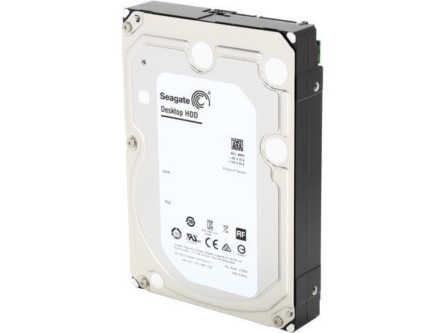 """Seagate Desktop HDD ST8000DM002 8TB 256MB Cache SATA 6.0Gb/s 3.5"""" Internal Hard Drive"""