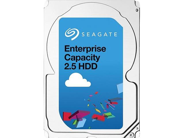 Seagate 1TB Enterprise Capacity 2.5 Internal Hard Disk Drive SAS 12Gb/s 7200 RPM 128MB Cache Model ST1000NX0453