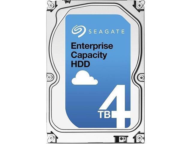 Seagate ST4000NM0085 4TB 7200 RPM 128MB Cache 4Kn SATA 3.5